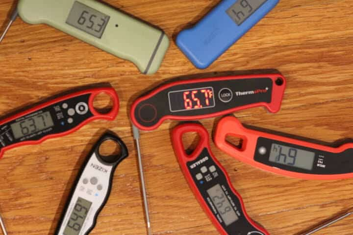 The Best Instant-Read Meat Thermometers