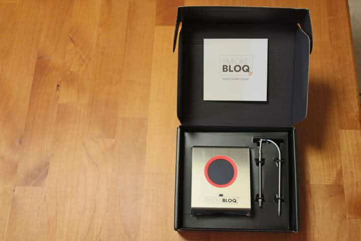 The Best Meat Thermometer for the Oven: The SmokeBloq Wireless Meat Thermometer