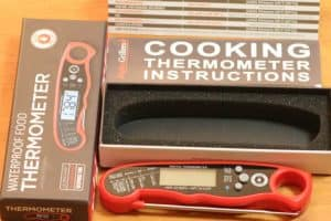 My Alpha Grillers Instant Read Meat Thermometer Review