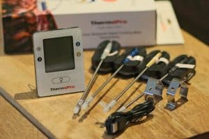 The ThermoPro TP25 Wireless Bluetooth Meat Thermometer Review