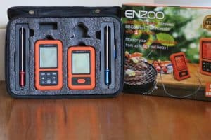 My Review of the ENZOO Wireless Meat Thermometer