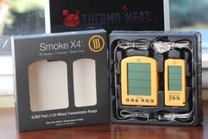 Thermoworks Smoke X4 Thermometer Review