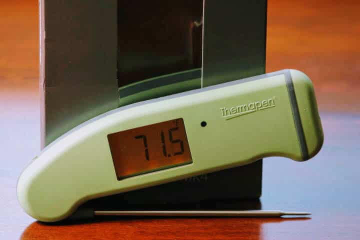 Thermapen MK4 Instant-Read Meat Thermometer